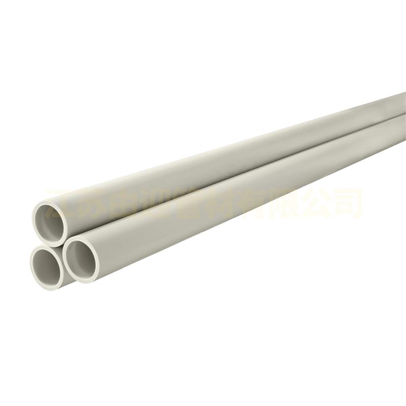 PPH管道塑性加工及不同材质承载力